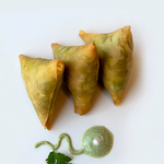 1b. Chicken samosa